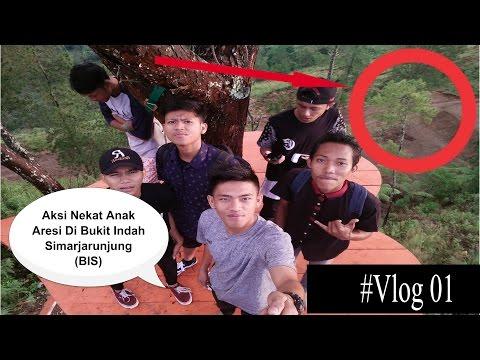 Aksi Nekat Anak Aresi di Bukit Indah Simarjarunjung (BIS) SUmatera Utara