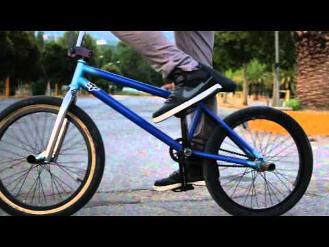 BMX @ Kalamata by Basement