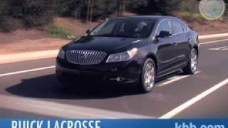 2010 Buick LaCrosse Review - Kelley Blue Book