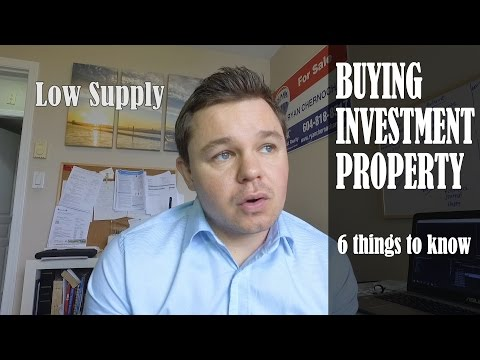 Buying Investment Property in Vancouver