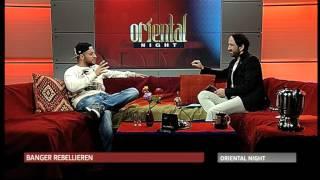 Rapstar KC Rebell mit Banger Rebellieren bei Oriental Night Teil2