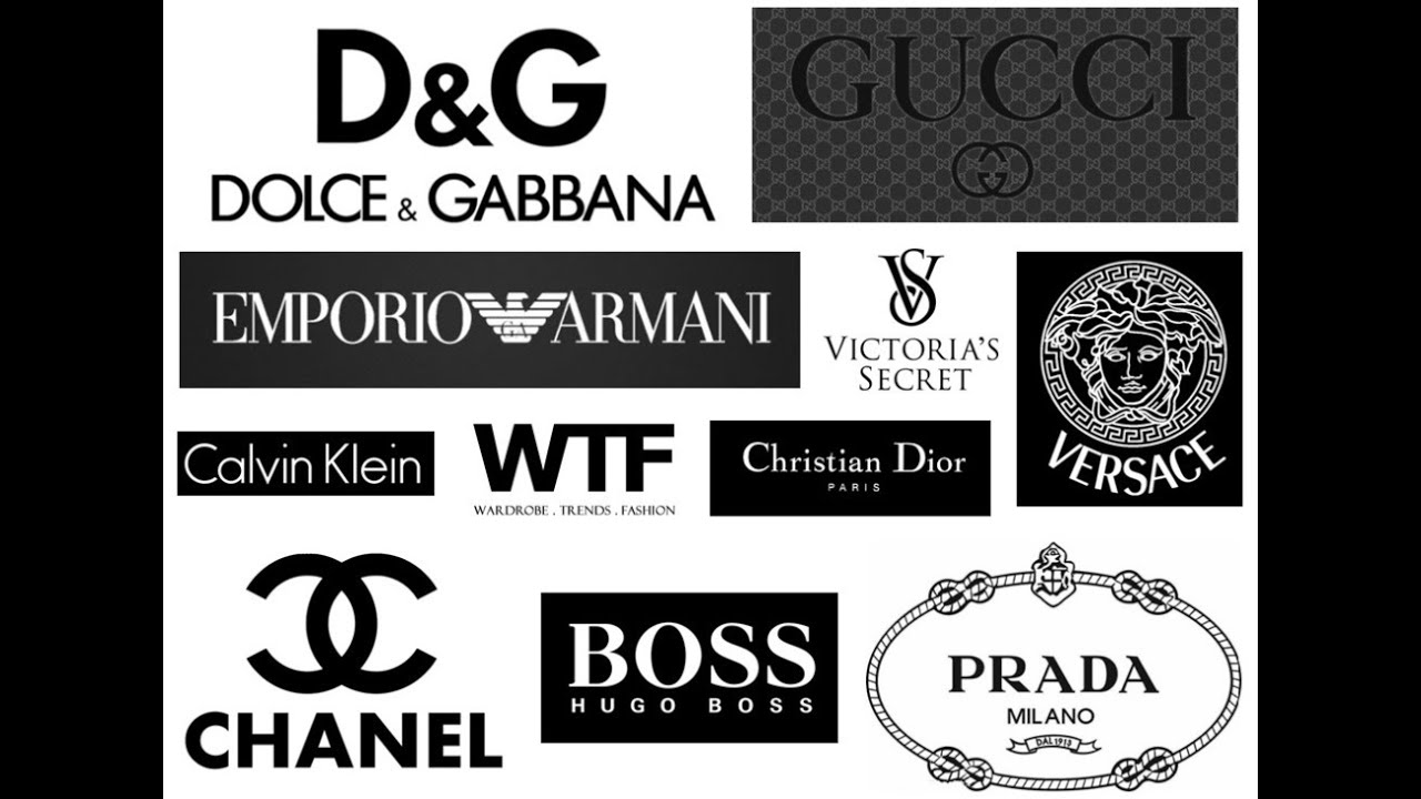 Fashion Brands of The World – Top 10 - YouTube