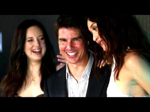 Tom Cruise y Olga Kurylenko su historia