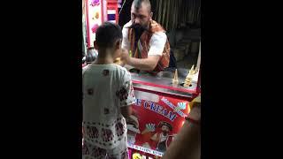 Ice cream show