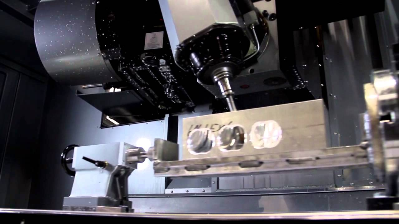 Hurco 5 Axis Machines Products and Sales Seattle