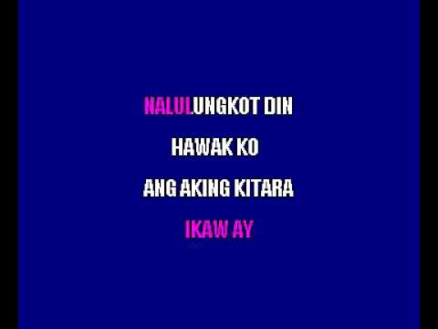 Aegis   Mary Jane Filipino Karaoke
