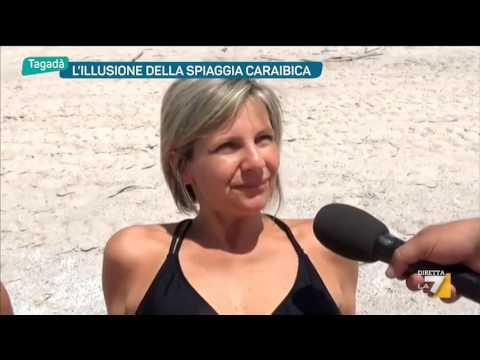 L'illusione della spiaggia caraibica