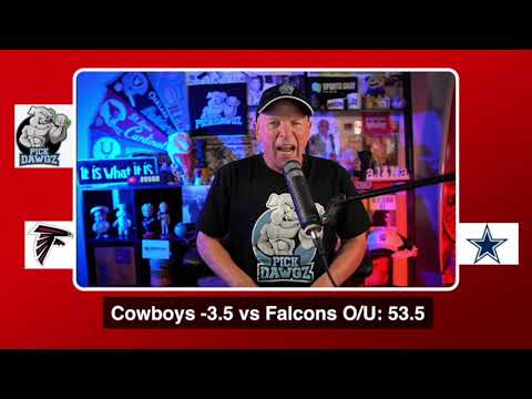 Dallas Cowboys vs Atlanta Falcons NFL Pick and Prediction 9/20/20 Week 2 NFL Betting Tips