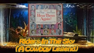 Riders In The Sky A Cowboy Legend Vaughn Monroe and His Orchestra