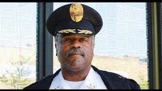 Wareysi aan la yeelanay Metro Transit Police Chief John Harrington