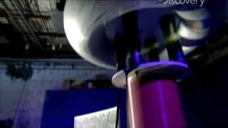 Time Warp - Sparktastic Tesla Coil