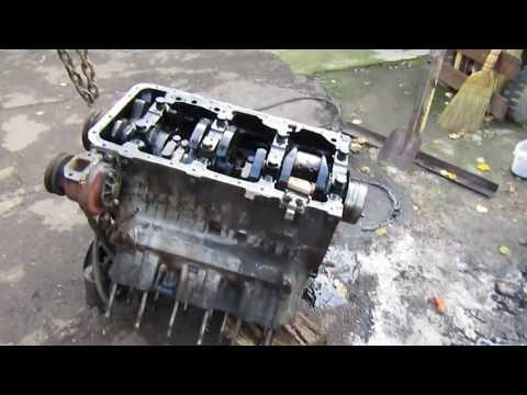 нашли причину поломки двигателя ЯМЗ-236. и немного о самом двигателе
