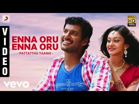 Pattatthu Yaanai - Enna Oru Enna Oru Video | Vishal | SS Thaman