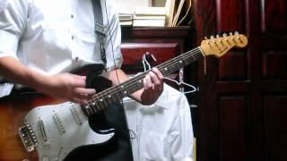 ギターの音はL側によせています。 精進します。