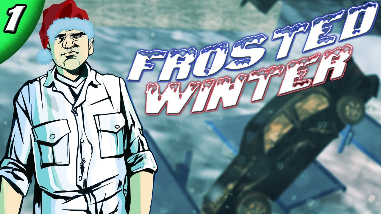 GTA III Frosted Winter MOD [:01:] INTRODUCTION [100