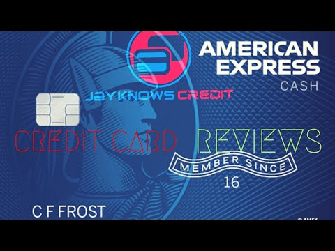 CREDIT CARD REVIEW: AMERICAN EXPRESS CASH MAGNET CARD