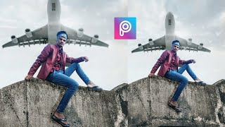 Danish Zehen Photo Editing Tutorial in PicsArt || Latest Instagram Photo Editing 2018