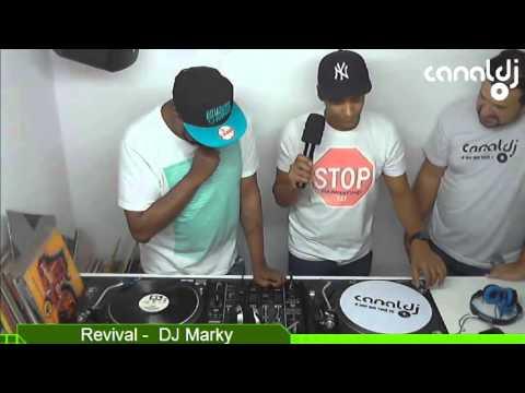 DJ Marky / Willinha / Leo Bailer, Revival - Parte 02 de 03 - 02.03.2016