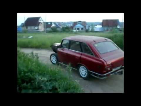 двигатель ВАЗ 21124 - YouTube