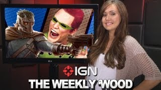 Zombieland Show & Marvel Comedians? - IGN Weekly 'Wood 01.23.13