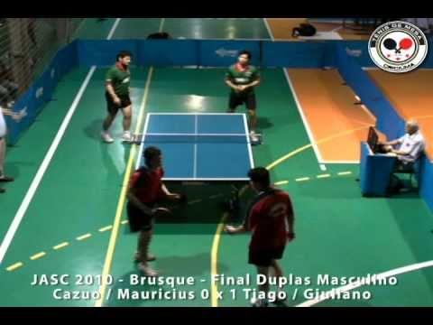 tênis-de-mesa---final-de-duplas-masculino-jasc-2010