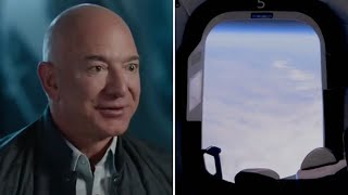 video: Jeff Bezos to fly into space next month