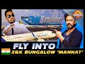 - Flying Over Shahrukh Khan