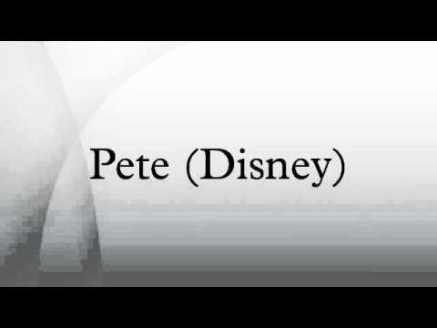 Pete (Disney)