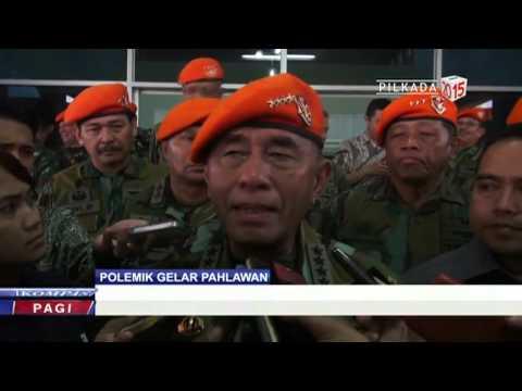 Pro Kontra Gelar Pahlawan Nasional Kepada Soeharto