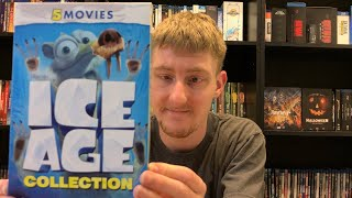 Ice Age complete collection DVD Unboxing