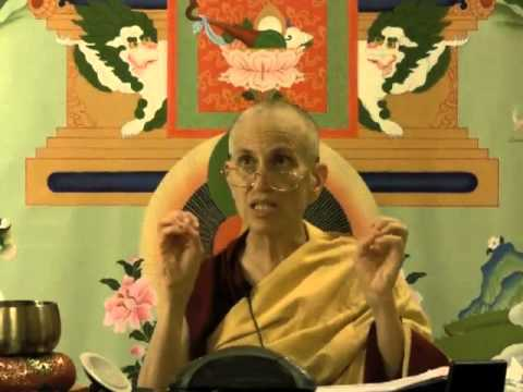 12-23-10 A Presentation of the Establishment of Mindfulness by Gyalwa Chokyi Gyaltsen