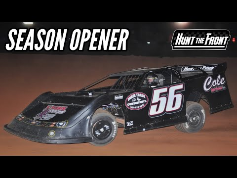 Dirt Daddy Returns and Jonathan Takes Charge / Southern Raceway's Season Opener