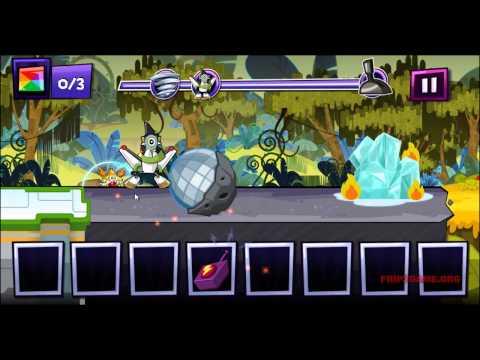 Mixels Rush LIXER LAND Max Max All Level Final Boss Part 5