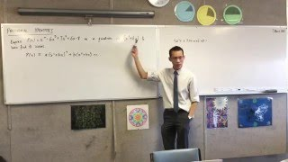 Polynomial Identities (Using Polynomial Identities to solve higher degree polynomials)