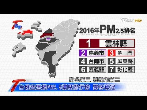 PM2.5空汙拉警報!隱形殺手「長期暴露」增加肺癌風險 T觀點 20170312 (1/4)
