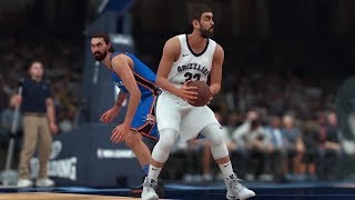 NBA 2K18 Releases Two More Historic/Classic Teams! Memphis Grizzlies