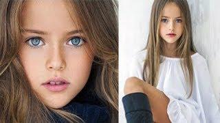Dünyanın En Güzel 10 Kız Çocuğu