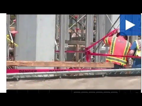 Rebar collapses at San Diego construction site, killing one