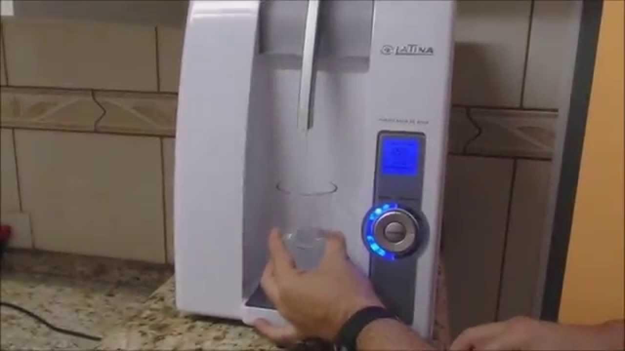 Troca de filtros do purificador de gua latina youtube - Filtros para grifos de agua ...