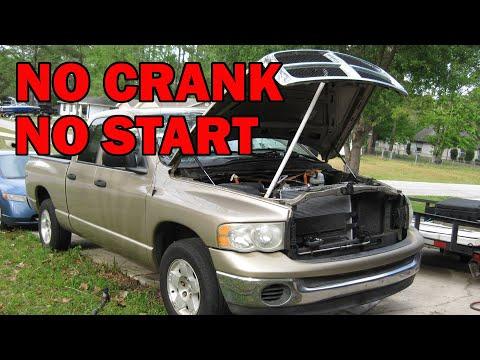 Dodge Ram 1500 no crank diagnosis and repair - YouTube