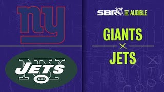 Giants vs Jets Week 10 Preview | Free NFL Predictions & Betting Odds