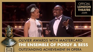 Outstanding Achievement in Opera - Olivier Awards 2019 with Mastercard