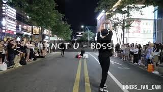 [KPOP IN PUBLIC] [innerS _ 이너스] 180818 신촌공연 2차 / NCT U - BOSS 보스