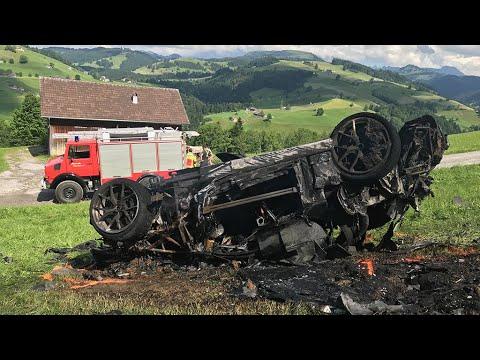 Hammond's Rimac Crash