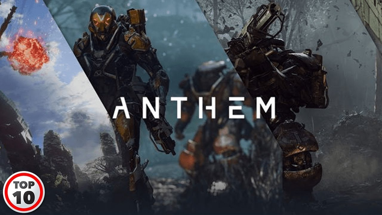 Anthem Release Date And Gameplay Revealed E3 2018