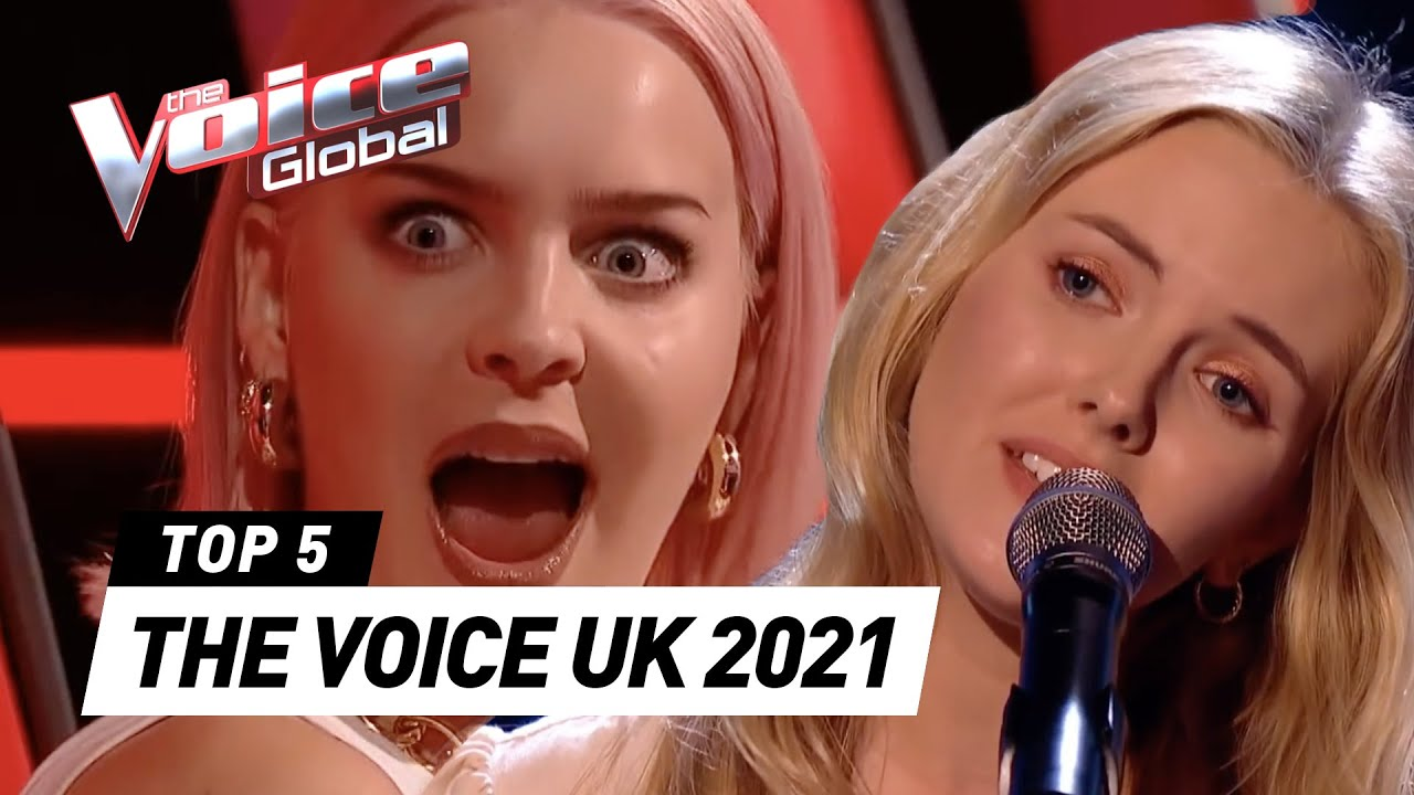 Download The Voice UK 2021: Best Blind Auditions