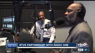 RTV6 partners with Radio One