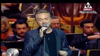 عازف الجيتار وحيد ممدوح مع مروان خوري