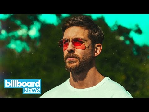 Calvin Harris' 'Heatstroke' Feat. Young Thug, Pharrell, & Ariana Grande Has Arrived | Billboard News