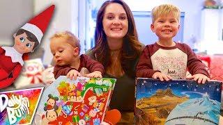 COUNTING DOWN TO CHRISTMAS! 🎄 RARE Disney Advent Calendar Surprise!
